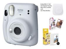 Fujifilm Instax Mini 11 weiß Sofortbildkamera mit Tasche + Film + Box Shacolla !