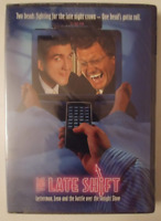 LATE SHIFT (THE) DVD - BRAND NEW & SEALED - REGION 1