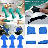 1~4PCS/Set Silicone Caulking Finisher Tool Nozzle Spatulas Spreader Filler Tool