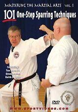 Mastering the Martial Arts Vol.1 - Tae Kwon Do - Black Belt - Sparring - DVD