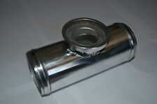 """SRE 2.5"""" ALUMINUM TURBO BLOW OFF VALVE ADAPTER PIPE HKS SSQV 2MM THICK"""