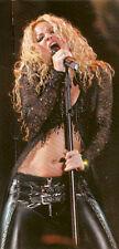 Shakira Live In Argentina Magazine 2003