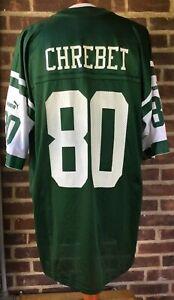 Puma New York Jets Wayne Chrebet Jersey Size XL