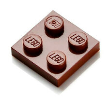 Brown LEGO (R) Lapel Pin