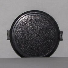 Used Generic 52mm Lens Front Cap snap on type Black