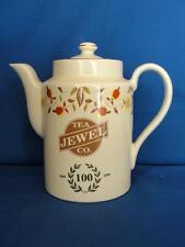 Jewel Tea Autumn Leaf Hall China 8-Cup Washington Coffee Pot, 100th Ann. NALCC