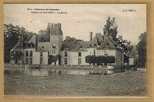 Cpa Normandie châteaux du Calvados Château de Maisons - le Miroir rp0426
