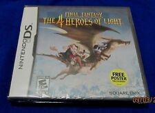 DS - Final Fantasy: The 4 Heroes of Light ~ Brand New Factory Sealed Game ~