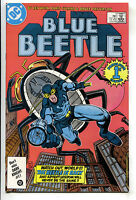 Blue Beetle 1 1st Series DC 1986 NM- Ted Kord Len Wein
