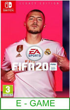 Nintendo Switch FIFA 20 ★Brand New & Sealed★