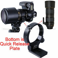 Metal Tripod Mount Ring Support RT-1 for Nikon Lens 300 F/4E PF, 70-200 F/4G