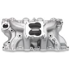 Edelbrock Intake Manifold 7166; Performer RPM Aluminum for Ford 429/460 BBF