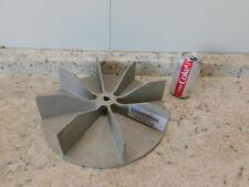 """NEW Blower Impeller Aluminum, 12 1/4"""" Diameter, 5/8"""" Bore NEW"""