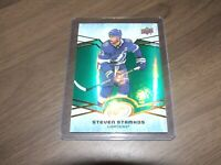2018-19 upper deck ice green # 29 steven stamkos
