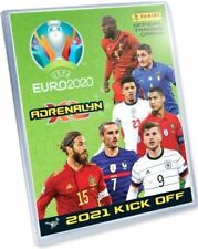 "Football: Cartes Limitées PANINI Limited Edition Cards ""EURO 2020 KICK-OFF 2021"""