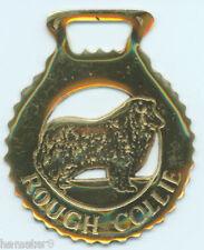 ROUGH COLLIE         Horse brass  (N631b)