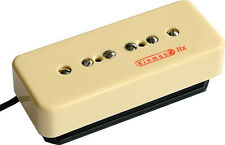 Kinman Pickup P-90 HX Tonabnehmer Bridge Cream