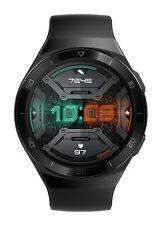 Huawei Watch GT 2e 46mm Edelstahlgehäuse mit Sport Band Smartwatch - Schwarz (5…