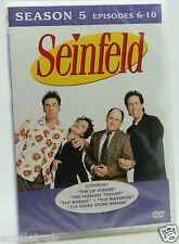 Seinfeld Saison 5 épisodes 6-10 DVD Région 2 neuf scellé