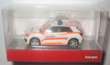 Herpa 093361 Audi Q2 Notarzt 1:87 HO