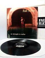 "90's RENO HARDCORE - FALL SILENT no strength to suffer 12"" LP (EX)"