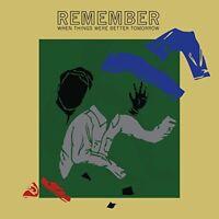Jonah Parzen-Johnson - Remember When Things Were Better Tomorrow [CD]
