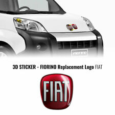 Adesivo Fiat Professional 3D Ricambio Logo per Fiorino