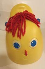 Vintage Little Tikes Ollie Yellow Banana Rocking Toy