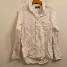 Wilke Rodriguez white button down shirt