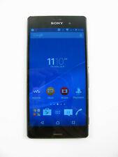 Black Sony Xperia Z3 32GB (T-Mobile) Smartphone