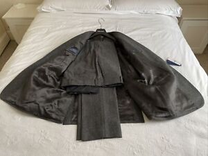 MENS POLO RALPH LAUREN TWO PIECE SUIT UK 40 EU 50 MADE IN ITALY