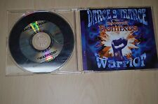 Dance 2 Trance ‎– Warrior (The Groovecult Remixes). BNCD585 CD-SINGLE PROMO