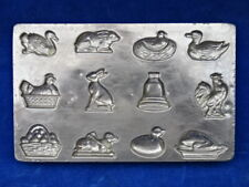 MIGNON Cute TOP +++ MOULE A CHOCOLAT Chocolate mold - LETANG - ANIMAUX Animals