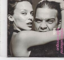 Robbie Williams/Kylie Minogue-Kids cd single