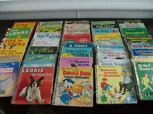40 Little Golden Books Dr Seuss  Worn & Torn Suitable for Arts & Crafts Projects