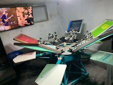 Workhorse Silk Screen Machine