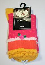 BONNIE DOON Chaussettes Modèle : Cupcake Sock gr. 23- 26 Cheerleader NEUF