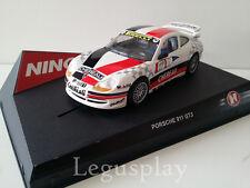 "SCX Scalextric Slot Ninco 50227 Porsche GT3 ""Chereau"""