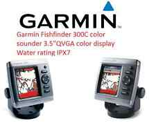 Garmin Fishfinder 300C - Part Number: 010-00682-01 - No Accessories