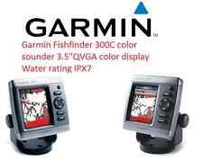 Garmin Fishfinder 300C - Part Number: 010-00682-01 - No Accessories
