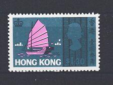 Ships Hong Kong 237 Dschunke (MNH)