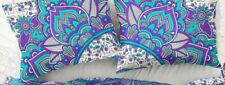 Handmade Purple Cushion Covers Decorative Cushions