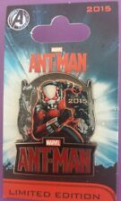 DISNEY MARVEL ANT-MAN OPENING DAY 2015 LE 2000 PIN - FREE SHIPPING