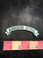 ADDISON STEEL Tab Patch C77N