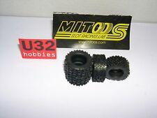 MITOOS M018 PNEUMATICI RAID X-CONTROL 25x10 SOFT/MORBIDA SHORE 25 4 unità)