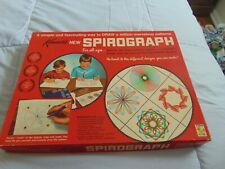 Vintage 1967 Spirograph Boxed Set By Kenner #401
