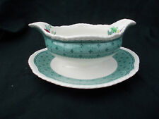 Ridgway PLYMOUTH. Gravy Tureen with fixed stand