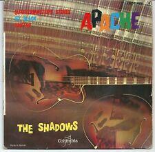 The Shadows - Apache (EP) 1960 FRANCE- green label BIEM (variante)