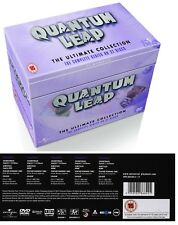 QUANTUM LEAP 1-5 (1989-1993): COMPLETE SciFi TV Series Season NEW UK DVD not US