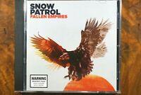 Snow Patrol - Fallen Empires  -  CD, VG